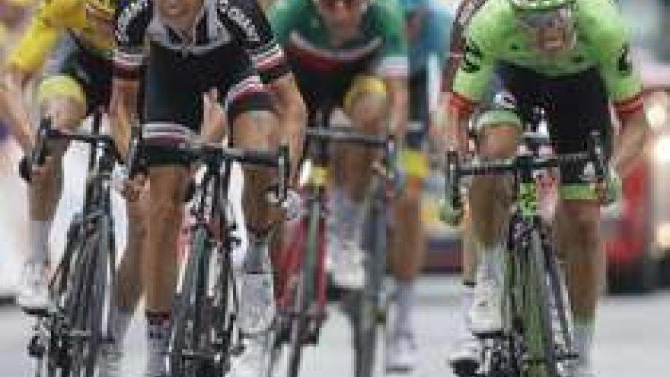 Tour de France: Uran vince la tappa più dura