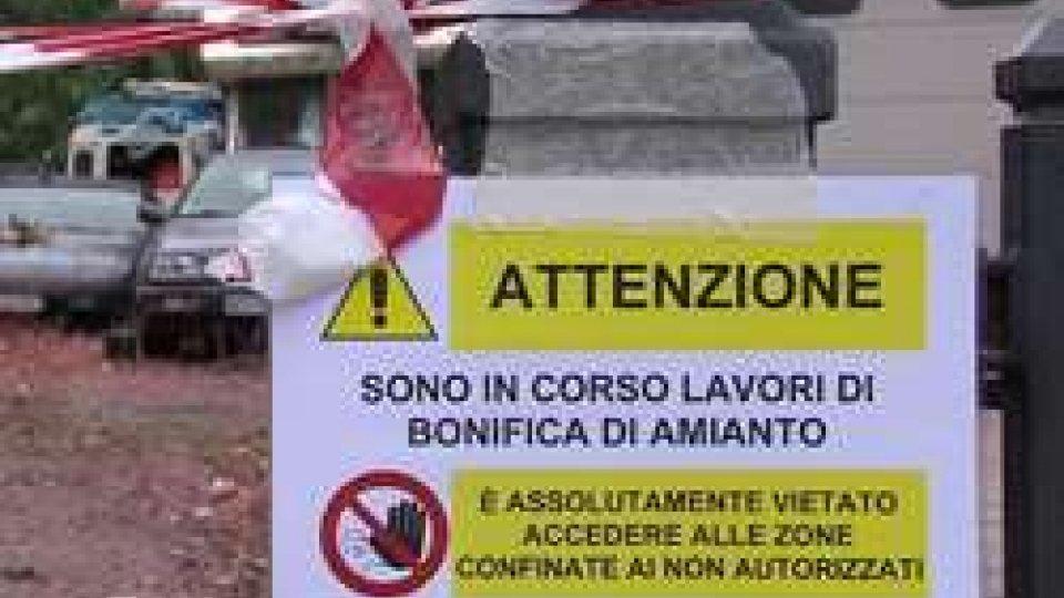 Territorio: esito negativo campionamenti presso via Impetrata 132, Fiorentino:niente amianto nell'aria
