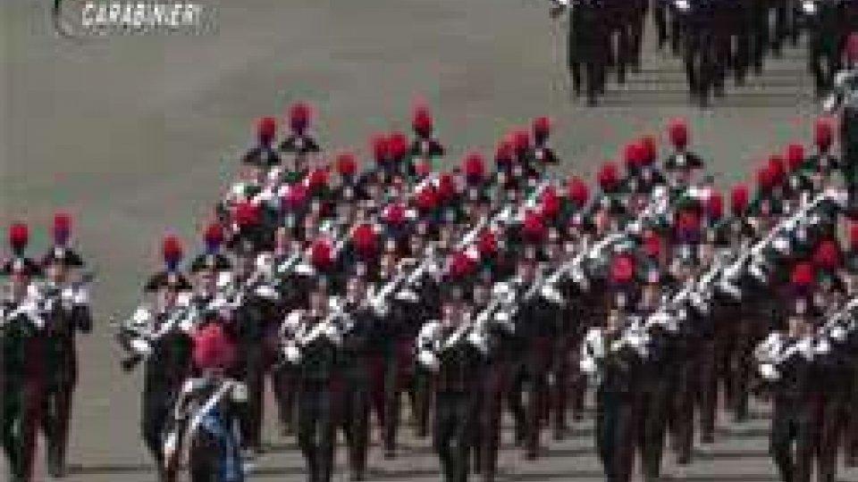 L'Arma dei Carabinieri celebra il 202° Anniversario dalla fondazione
