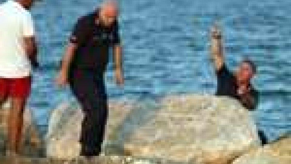 Ordigno trovato davati al Bagno 36 a Bellaria: sarà fatto brillare martedì