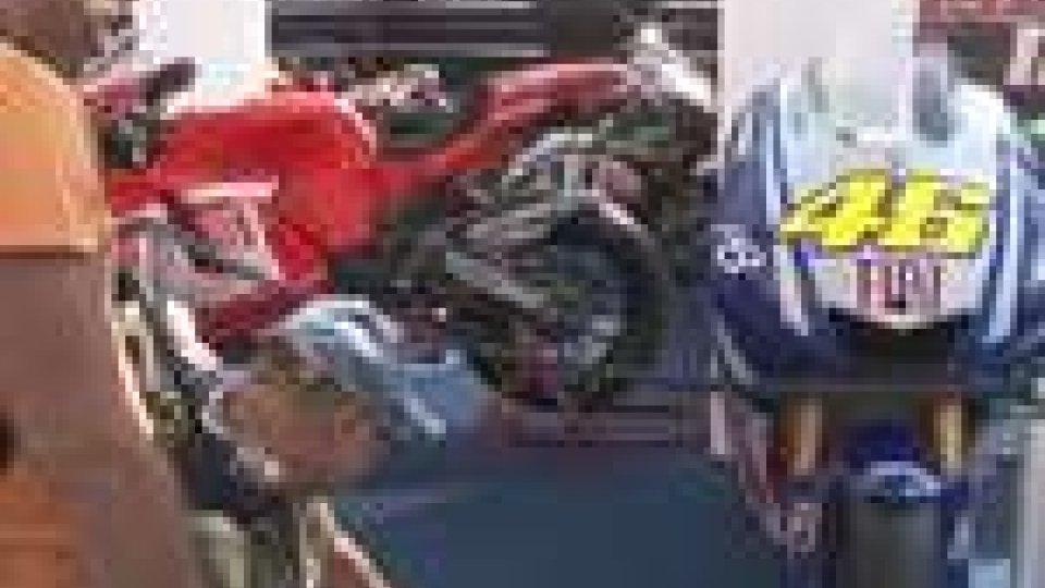 San Marino - MotoGweek: moto in mostra sul Pianello