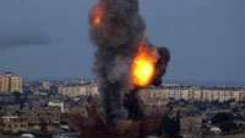 Medio Oriente: missile sparato da Gaza