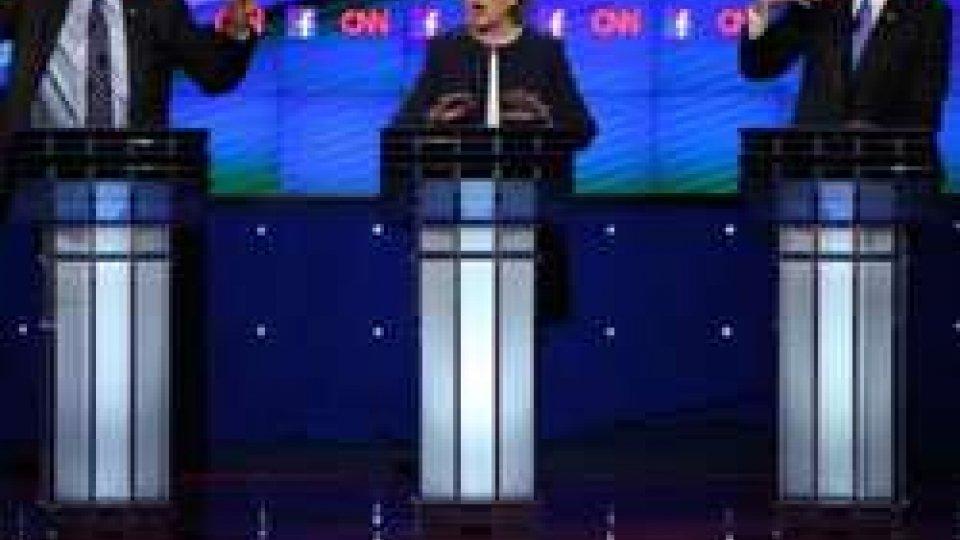 Usa 2016: alla Clinton la prima sfida tra i democratici