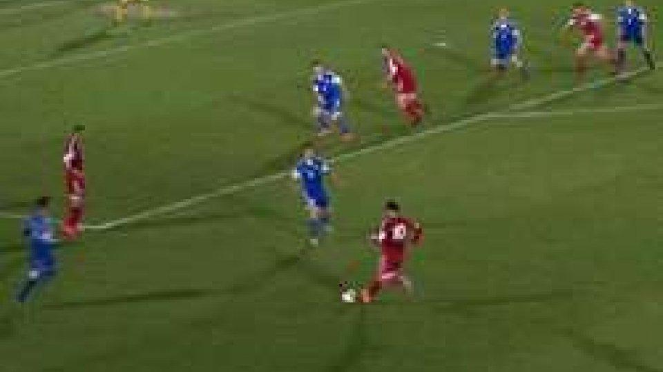Georgia - San MarinoUnder 21: Georgia - San Marino 4-0, passivo troppo pesante