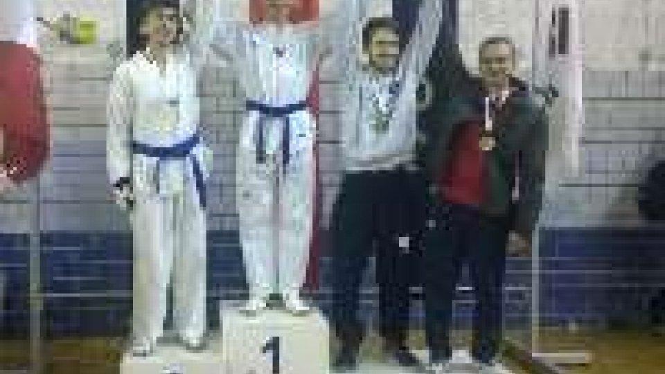 Teakwondo: Ceccaroni, l'oro di Perugia per sognare Baku