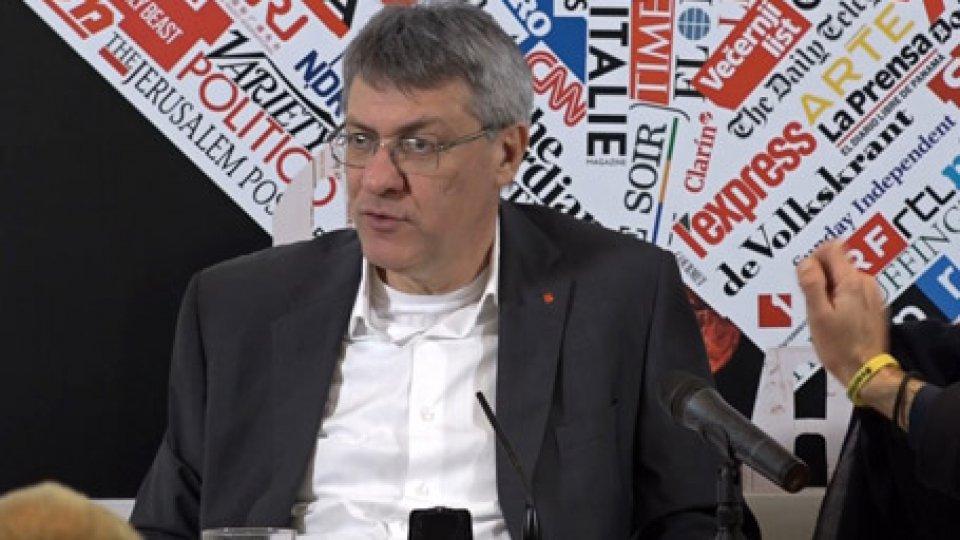 """Maurizio LandiniLandini (Cgil): """"Evasione fiscale in Italia è la più alta in Europa"""""""