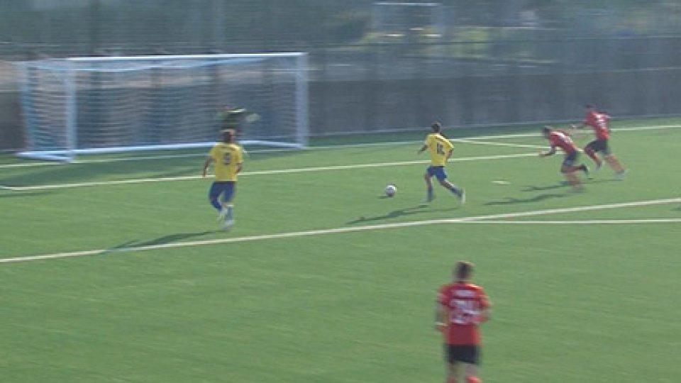 Campionato Sammarinese: prima vittoria del Cailungo, rocambolesco 2-2 tra Juvenes e Murata