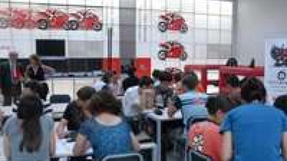 Emilia Romagna studia una 'scuola dei mestieri' con Ducati Lamborghini