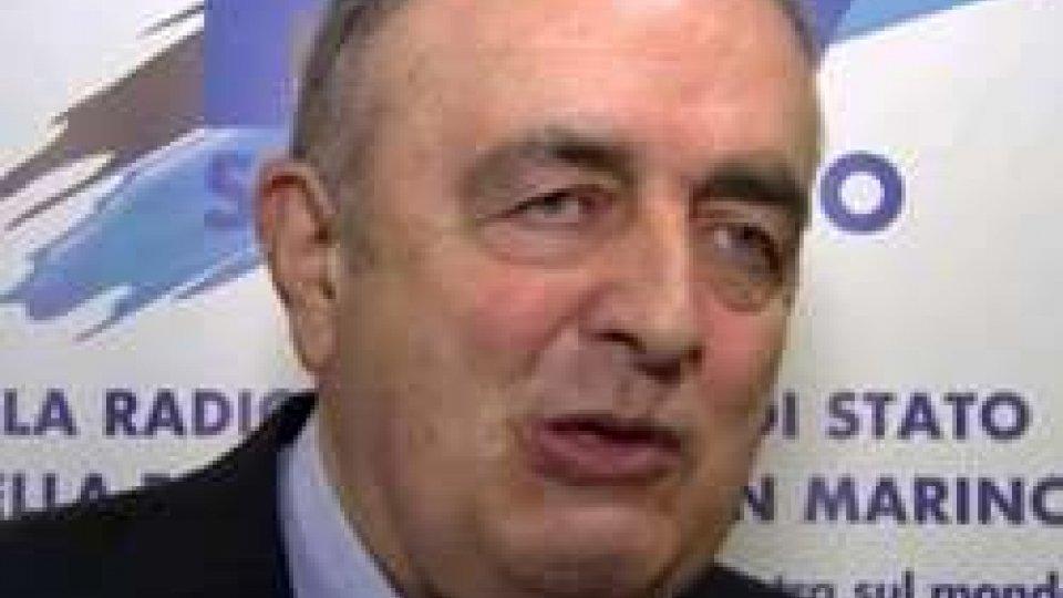 Giorgio Crescentini San MarinoElezione presidente Fifa: Crescentini alla vigilia del Congresso