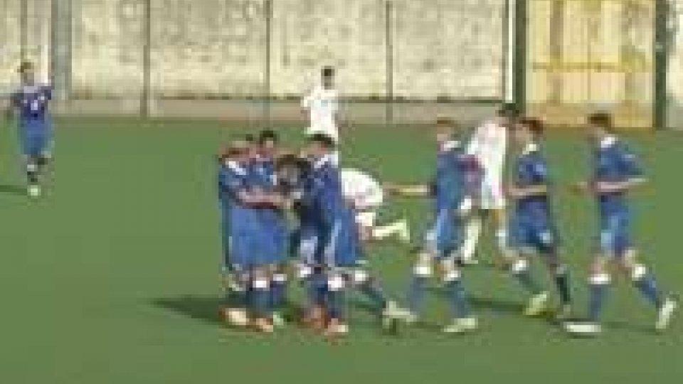 Torneo Caput Mundi: la nazionale sammarinese Under 19 sconfitta 2-0 dall'ItaliaTorneo Caput Mundi: la nazionale sammarinese Under 19 sconfitta 2-0 dall'Italia