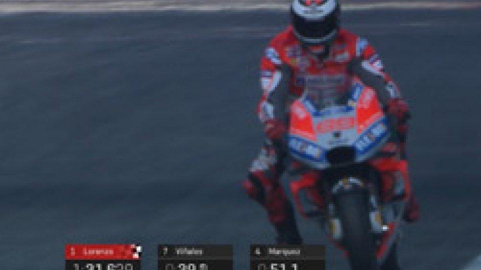 Moto GP San Marino 2018Gp San Marino: Jorge Lorenzo un razzo a Misano. Sorpresa Miller secondo