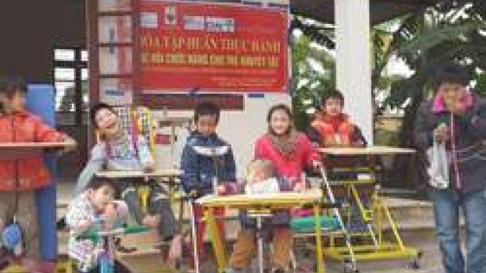 I bambini di Bac Giang
