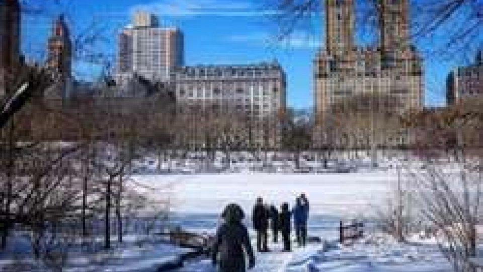 Central ParkUsa: New York torna alla normalità