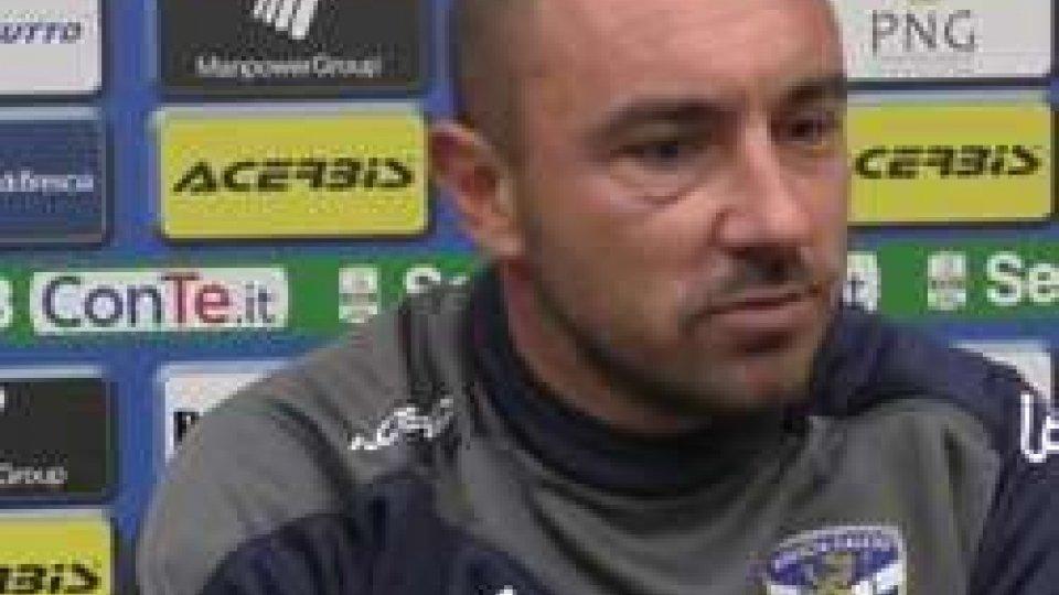 Cristian BrocchiVerso Cesena-Brescia: parla Brocchi