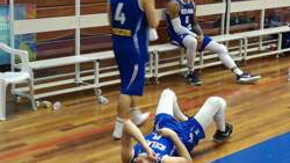 Basket, colpaccio Andorra: 83-81 sull'Islanda