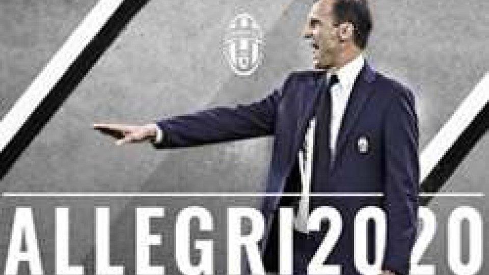 Foto da FB: Juventus