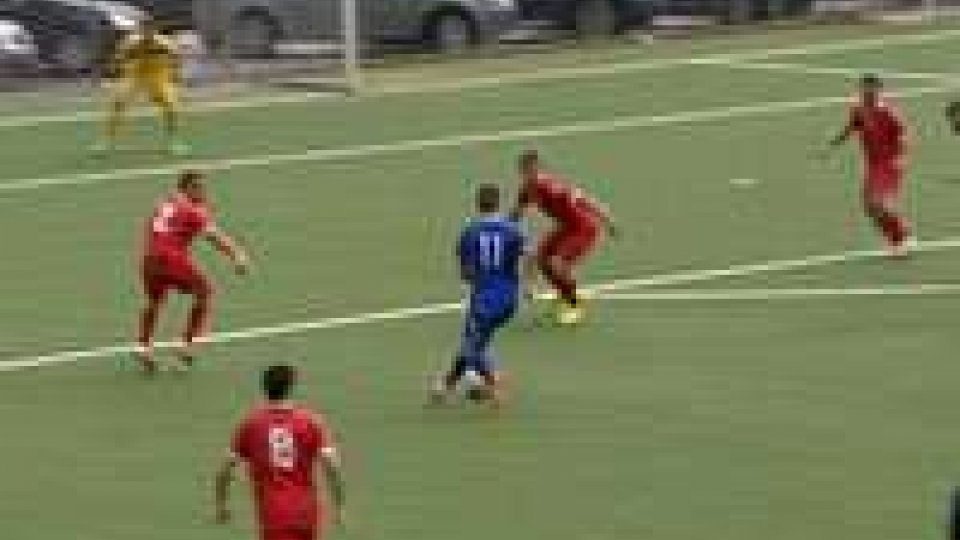 Calcio Amichevole : Nazionale Maggiore San Marino - Bellaria 2-0Calcio Amichevole : Nazionale Maggiore San Marino - Bellaria 2-0