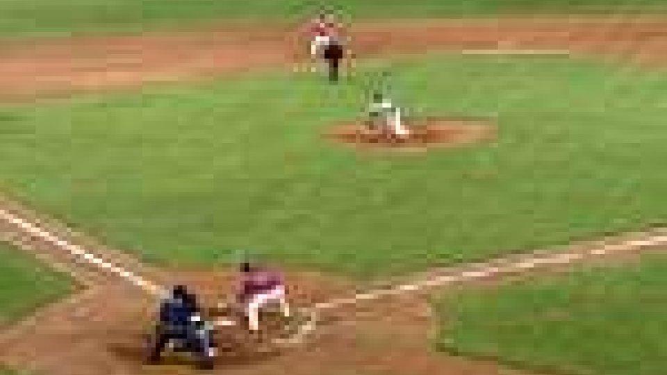 San Marino - Baseball: stasera la 5° giornata di campionato