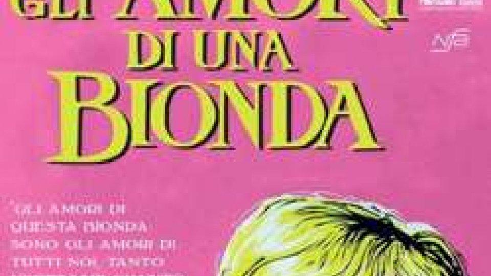 Il cinema ritrovato: Gli amori di una bionda