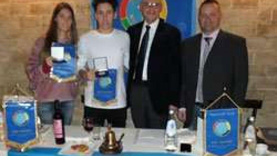 Il Panathlon Club e le medaglie del Beach Tennis