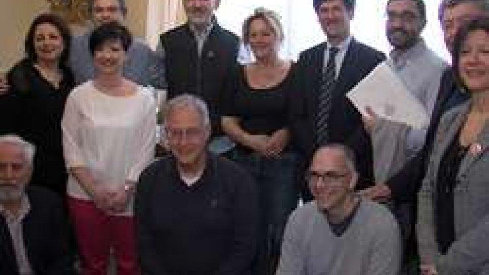 Il Segretario di Stato con delega per la Pace Guerrino Zanotti incontra i rappresentanti dei gruppi di iniziativa territoriale Banca Etica