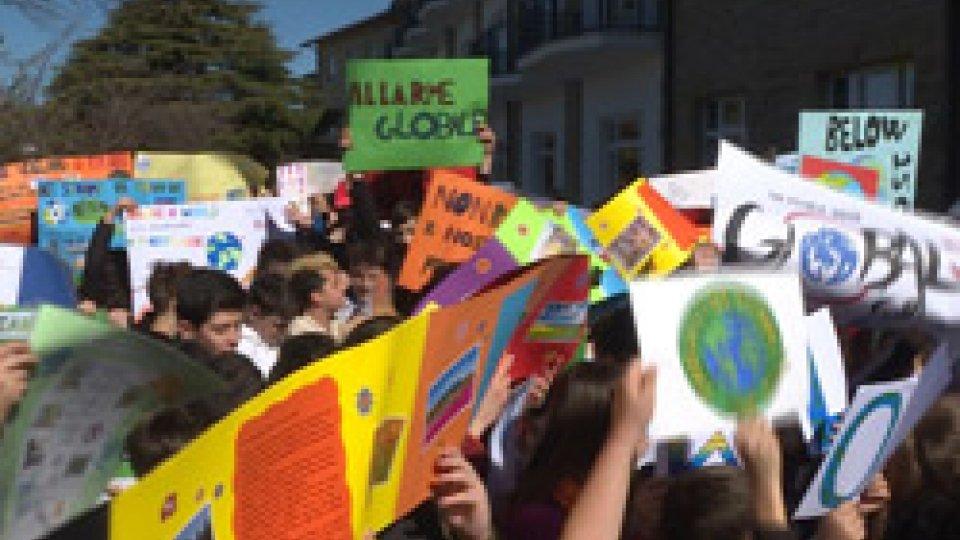 Comunicato sul Global Strike for Climate