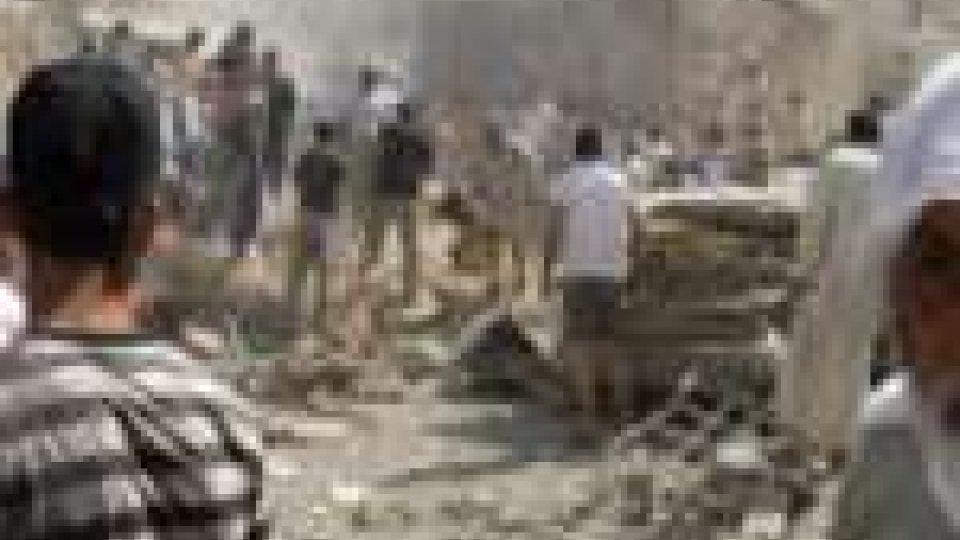 Iraq: esplose due autobombe, 26 i morti almeno 50 i feriti