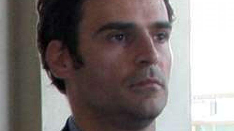 Alessandro Amadei  (vicepresidente Comites San Marino)