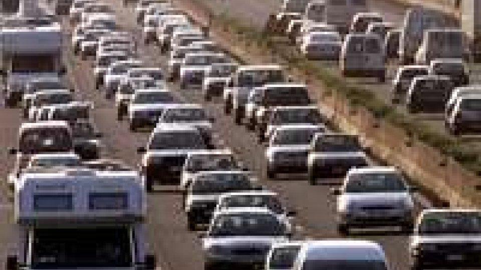 Traffico: bollino rosso nel week-end