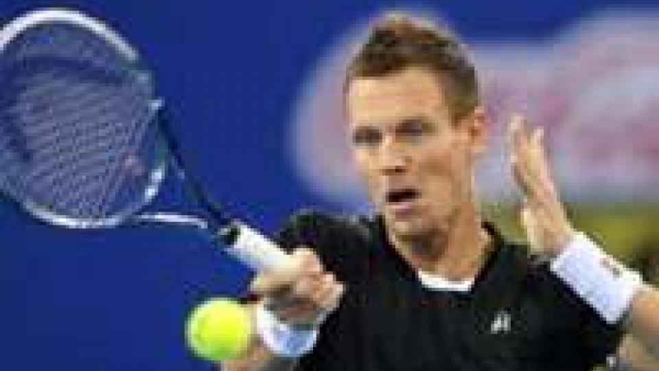 World Tennis Thailand Championship: Tomas Berdych vince il torneo