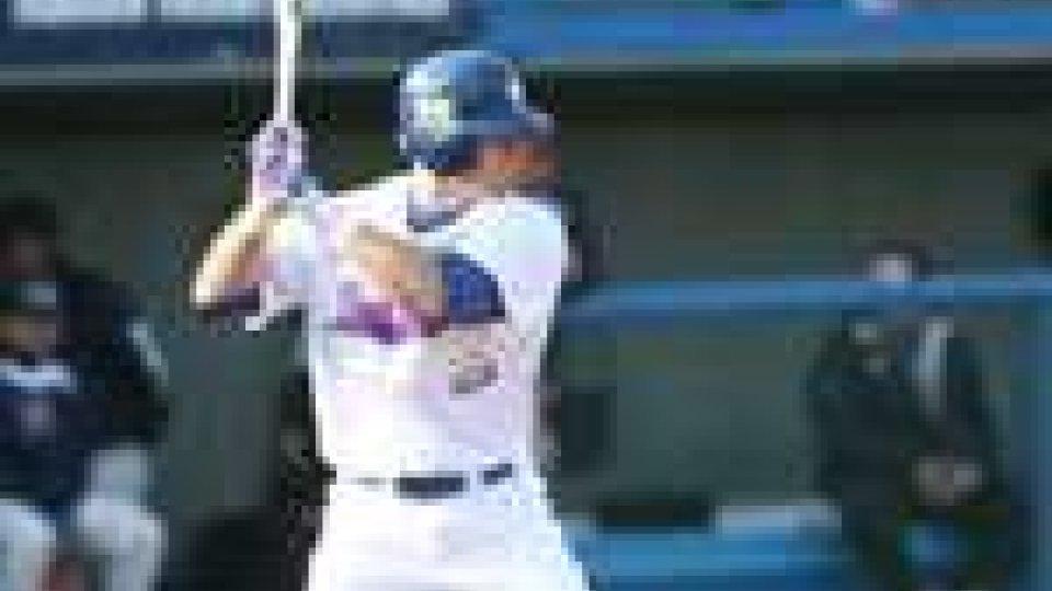 Baseball: Bologna-T&A: 1-1