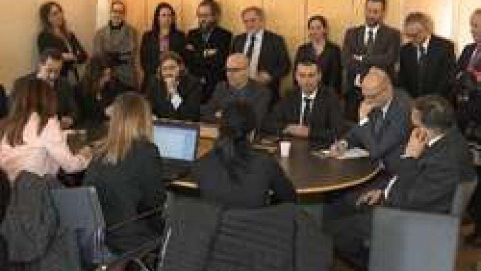 Conferenza OpposizioniCaso Pierfelici: opposizioni compatte per quello che definiscono 'fatto grave'