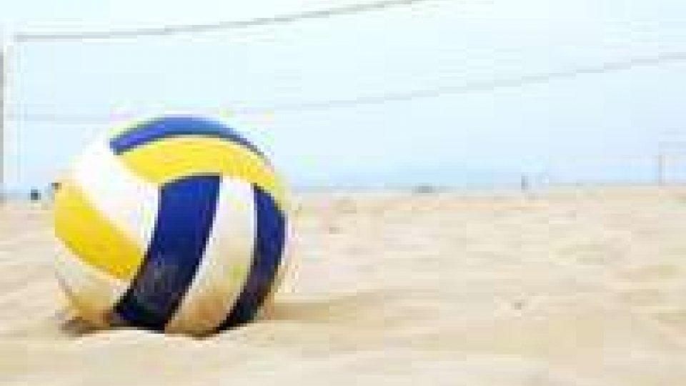 Benvenuti e Farinelli alle finali nazionali di Beach Volley