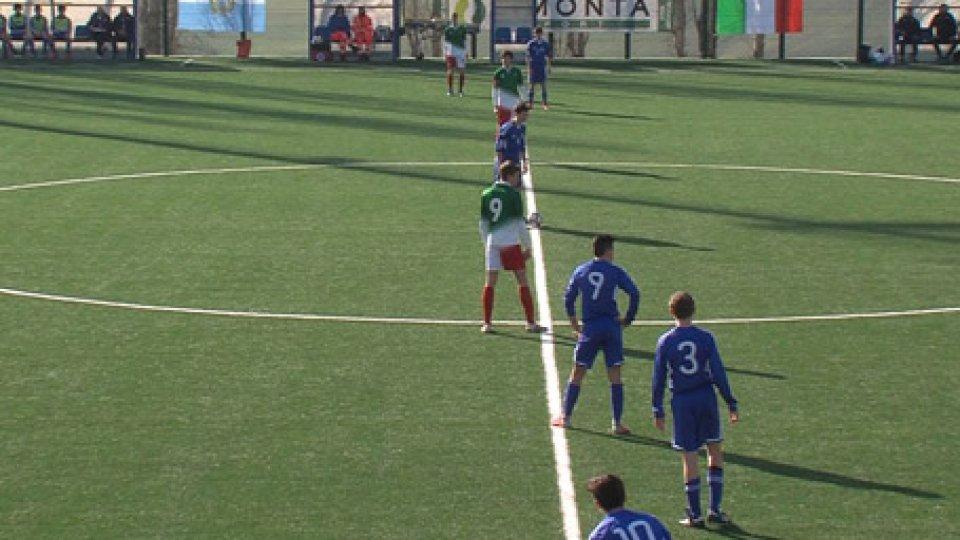 Lega pro-Under San MarinoUnder 15: l'Italia Lega Pro batte di misura San Marino
