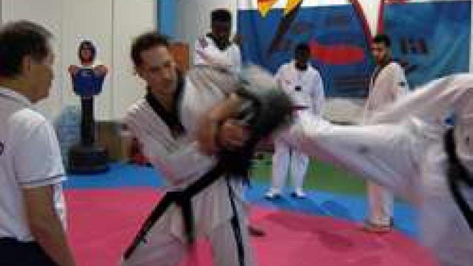 TaekwondoTaekwondo, al Multieventi tre giorni di ritiro col maestro Ghil