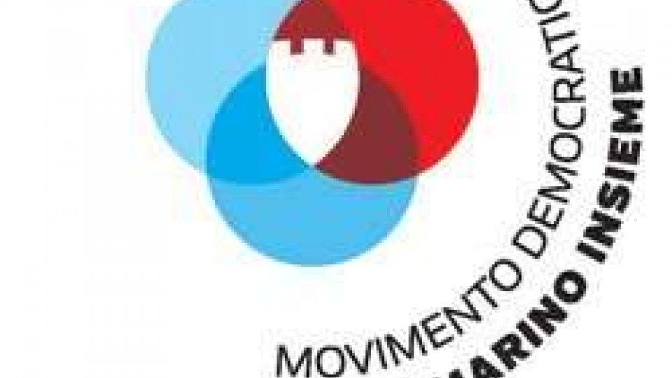 Movimento Democratico - San Marino Insieme. MD - SI