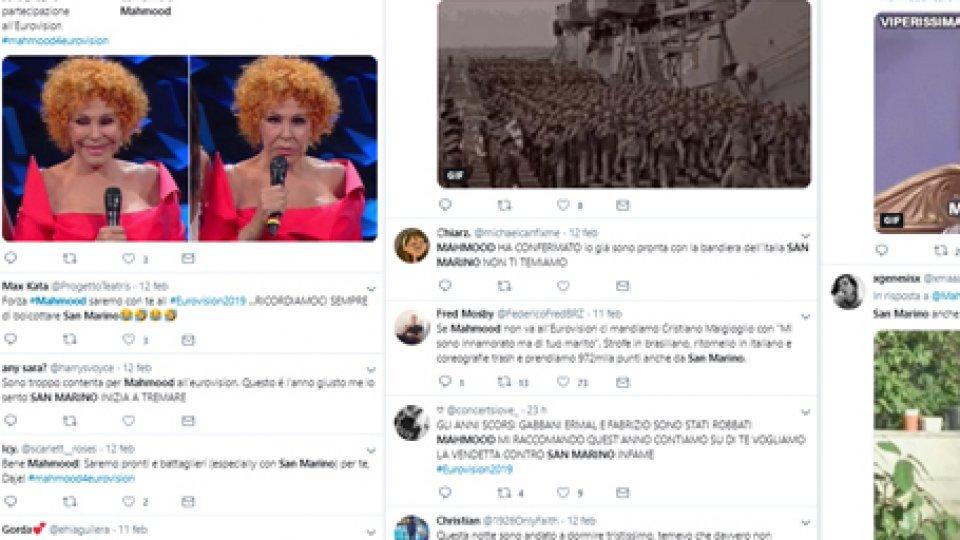 Alcuni commenti su twitter