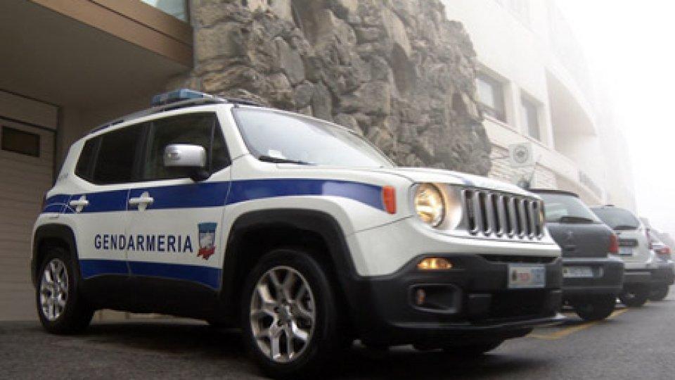 GendarmeriaGendarmeria, uscito il bilancio delle attività del 2018: diminuiscono i furti e aumentano le denunce per vari illeciti