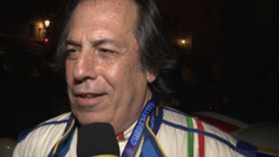 Gustavo TrellesGustavo Trelles: Un atmosfera unica e la bellezza di San Marino rendono il Legend, davvero speciale
