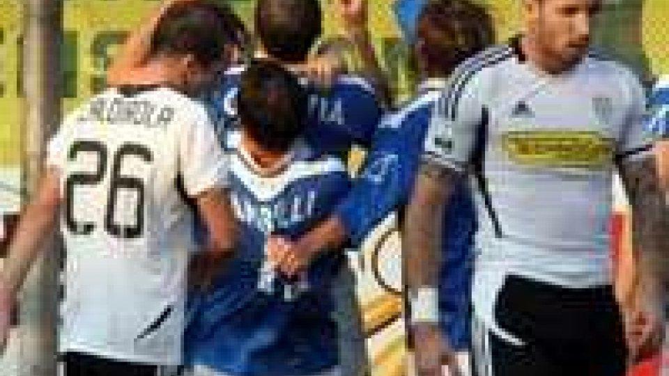 Cesena - Brescia 1-3Cesena - Brescia 1-3