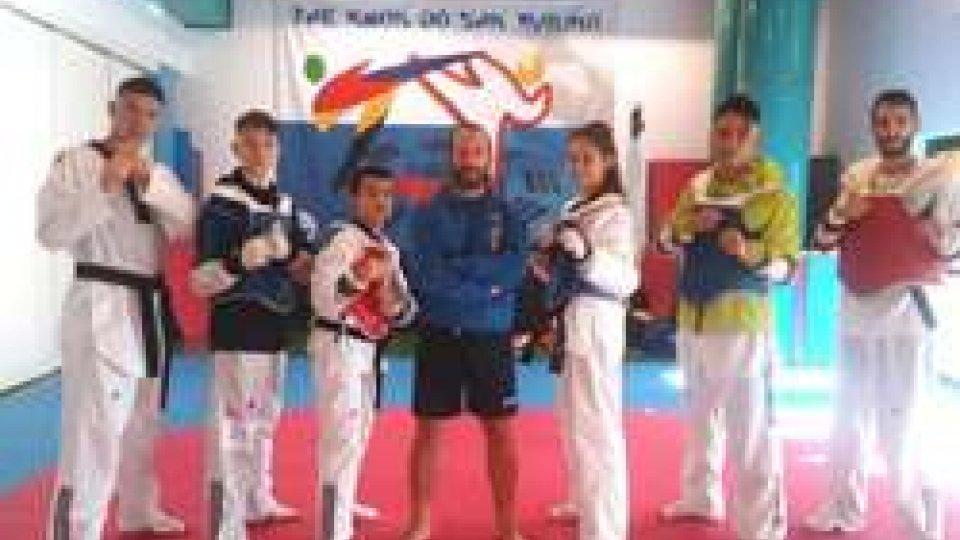 """Taekwondo: sei atleti sammarinesi al """"Serbian Open 2017"""""""