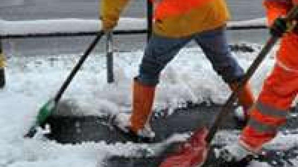 Neve. L'usot lamenta l'inefficienza del servizio rottaneve