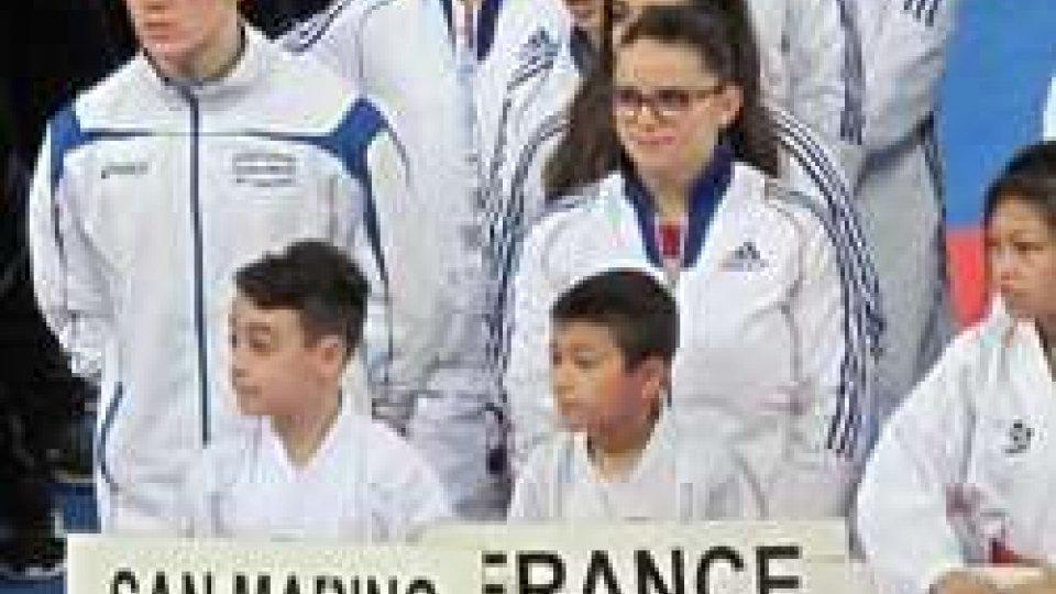 43°Campionato Europeo Cadetti di Karate in Bulgaria: Leonardo Mattei tiene alti i coloiri del Titano