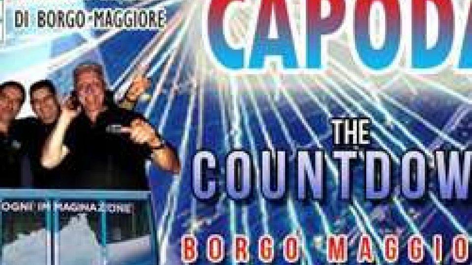 """Borgo Maggiore invita al """"The Countdown – Capodanno 2018"""""""