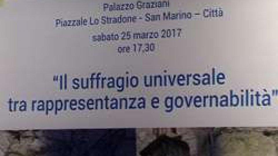 SSD: il diritto di voto universale tra rappresentanza e governabilità