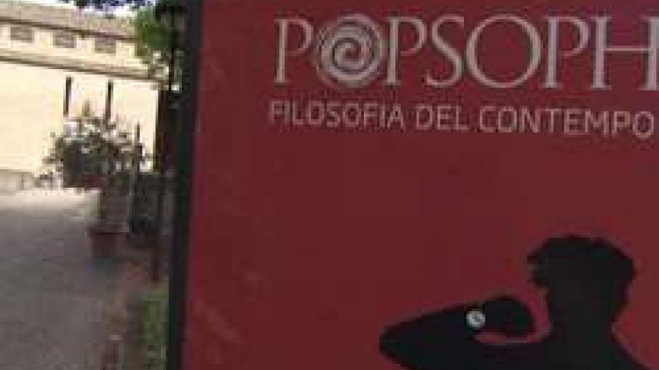 """Pesaro: """"Fuga dalla libertà"""" il tema di Popsophia 2017"""