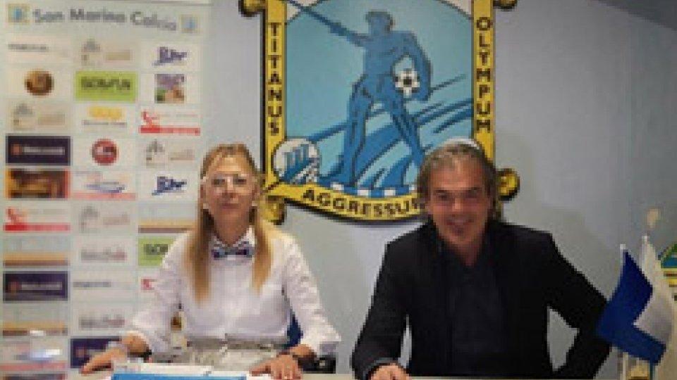 "Marusia Giannini e Luca ManciniLuca Mancini: ""Tura e Consiglio Federale si dimettano"""