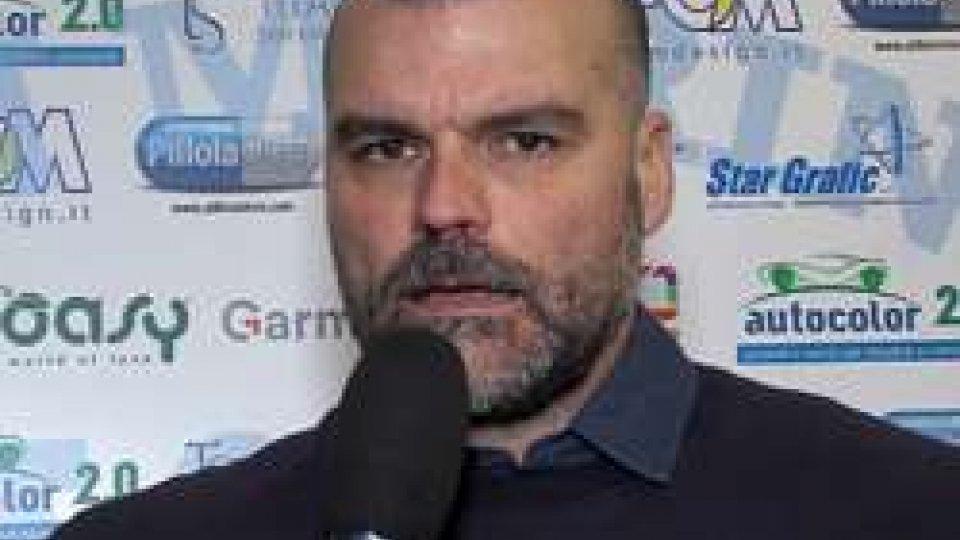 Franco FoschiPallacanestro Titano, coach Foschi chiama a raccolta i tifosi