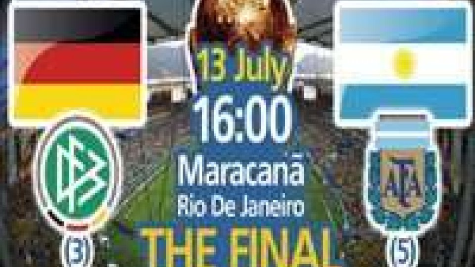 Mondiali: Argentina-Germania, è finale-derby in Vaticano
