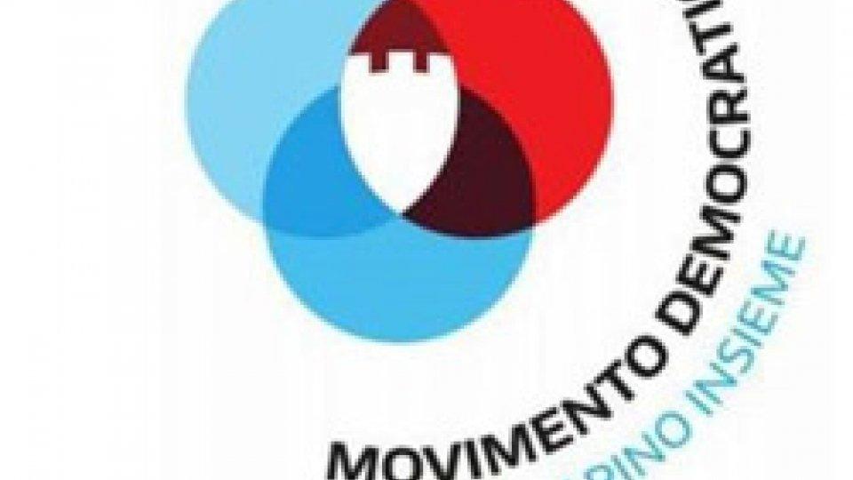 Lanfranco Ferroni: il cordoglio del Movimento Democratico San Marino Insieme